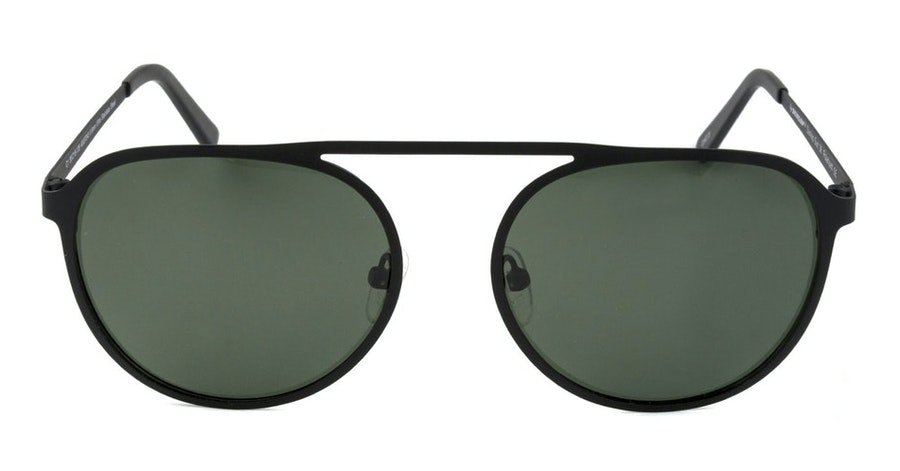 Dunlop 38 Men's Sunglasses Green/Black