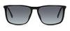 Hugo Boss 0665/N/S Men's Sunglasses Blue/Black