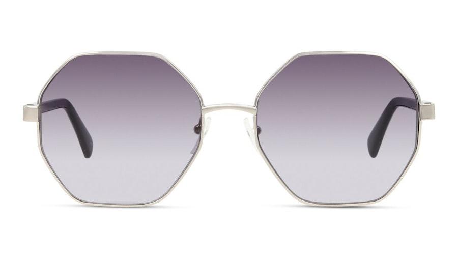 Longchamp LO 106S Women's Sunglasses Grey/Gold