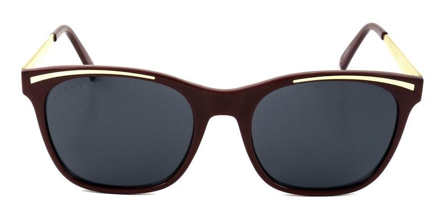 Lipsy 501 Women's Sunglasses Grey/Red