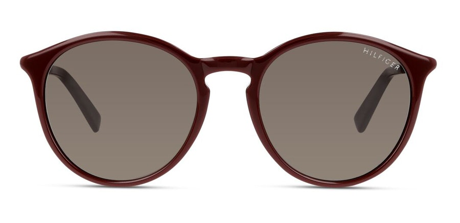 Tommy Hilfiger TH1663/S Unisex Sunglasses Grey/Red