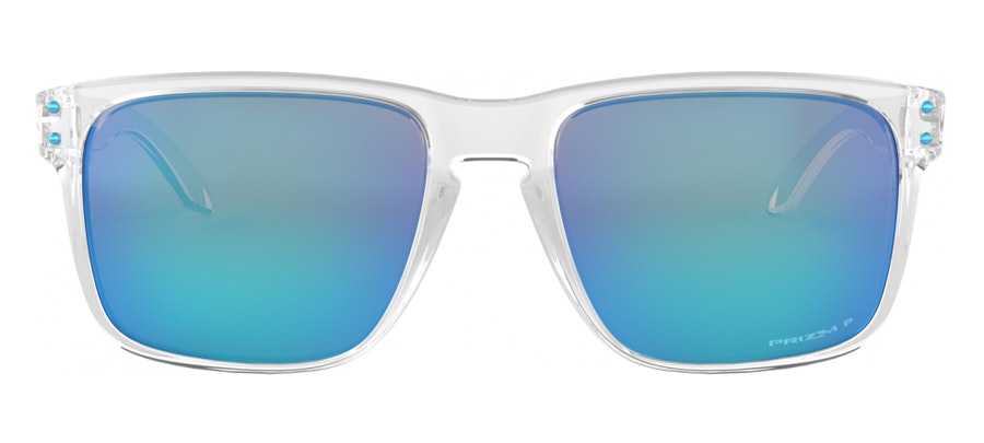 Oakley Holbrook XL OO 9417 Men's Sunglasses Blue / Transparent