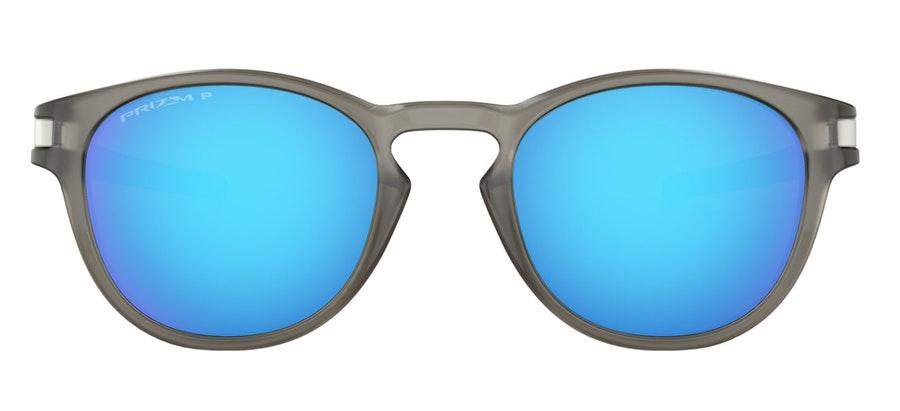 Oakley Latch OO 9265 Men's Sunglasses Blue/Grey