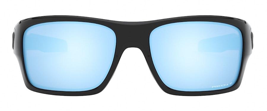 Oakley Turbine OO9263 Men's Sunglasses Blue/Black
