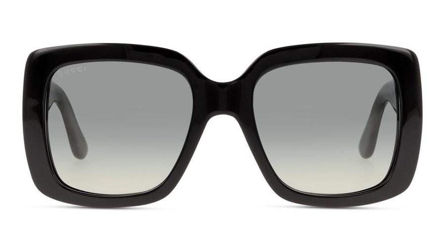 Gucci GG 0141S Women's Sunglasses Grey/Black