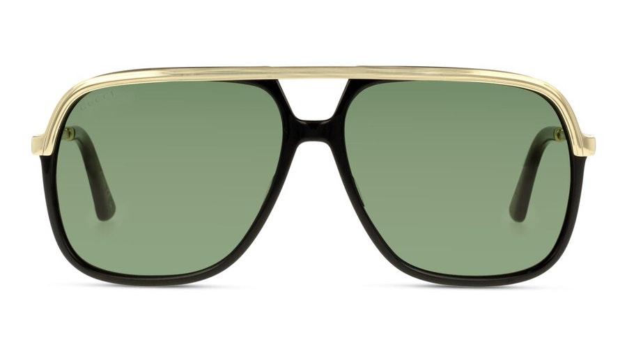 Gucci GG 0200S Men's Sunglasses Green/Black