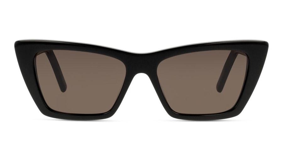 Saint Laurent SL 276 Women's Sunglasses Grey/Black