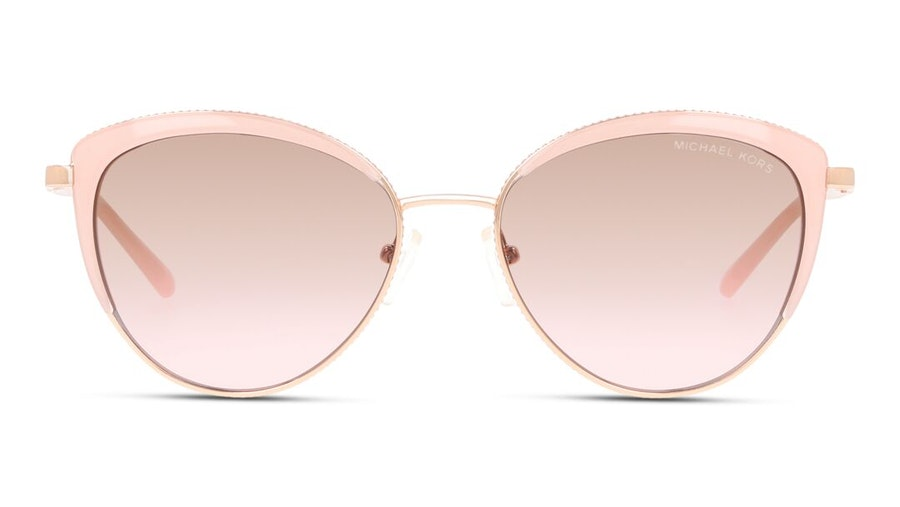 Michael Kors MK 1046 Women's Sunglasses Pink/Rose Gold