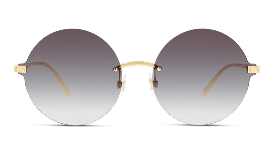 Dolce & Gabbana DG 2228 Women's Sunglasses Grey / Gold