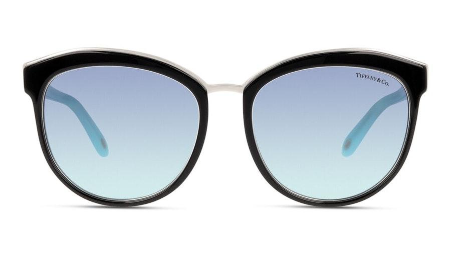 Tiffany & Co TF 4146 Women's Sunglasses Blue/Black