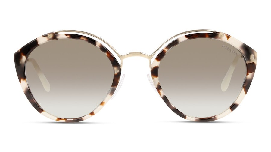 Prada PR18US Women's Sunglasses Brown/Tortoise Shell