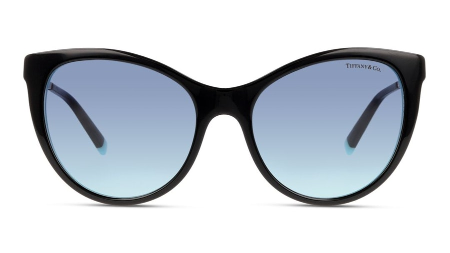 Tiffany & Co TF 4159 Women's Sunglasses Blue / Black