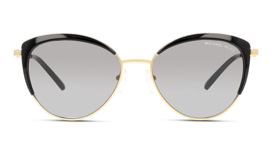 Michael Kors MK 1046 Women's Sunglasses Grey / Gold