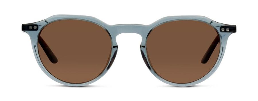 Heritage HSEF38 Women's Sunglasses Brown/Transparent