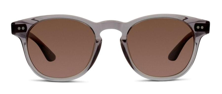 Heritage HS EM15 Men's Sunglasses Brown/Transparent