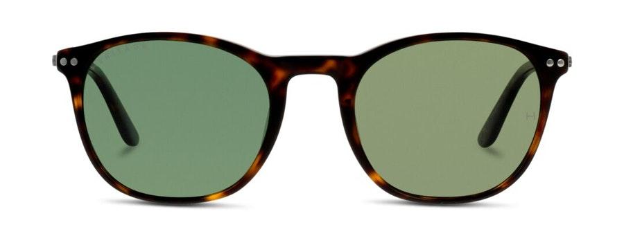 Heritage HS HM01 Unisex Sunglasses Green/Tortoise Shell