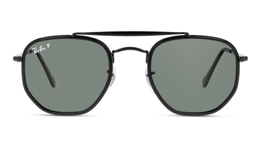 Ray-Ban The Marshal Ii RB 3648M Men's Sunglasses Green/Black