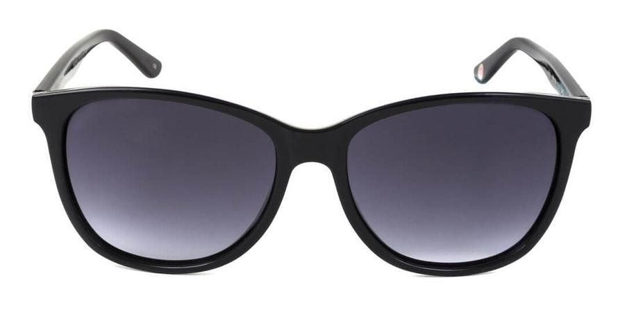 Ted Baker Alva TB 1496 Women's Sunglasses Grey / Black