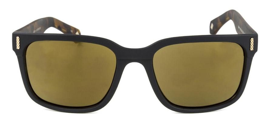 Ted Baker Vaughn TB 1492 Women's Sunglasses Brown/Black