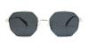 Polaroid 6067/S Women's Sunglasses Grey/Silver