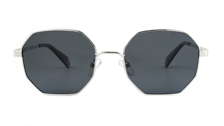 Polaroid PLD 6067/S Women's Sunglasses Grey/Silver
