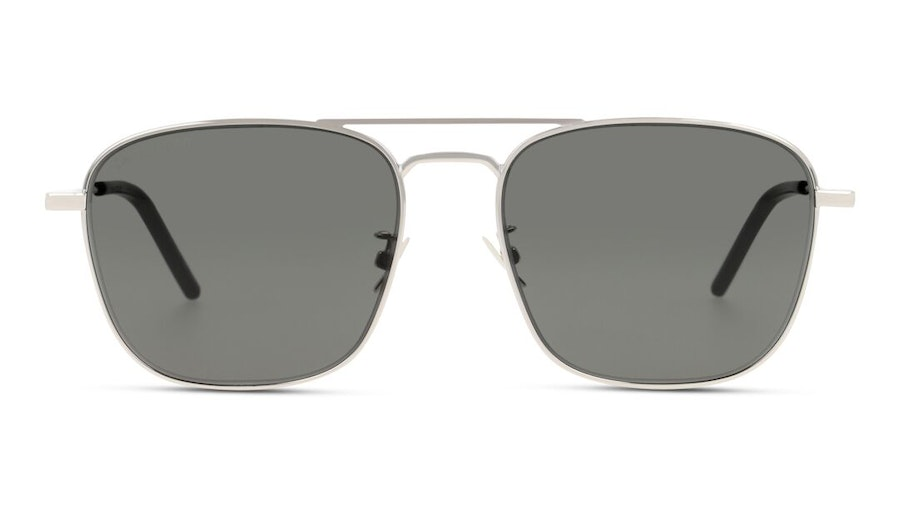 Saint Laurent SL 309 Men's Sunglasses Grey/Silver