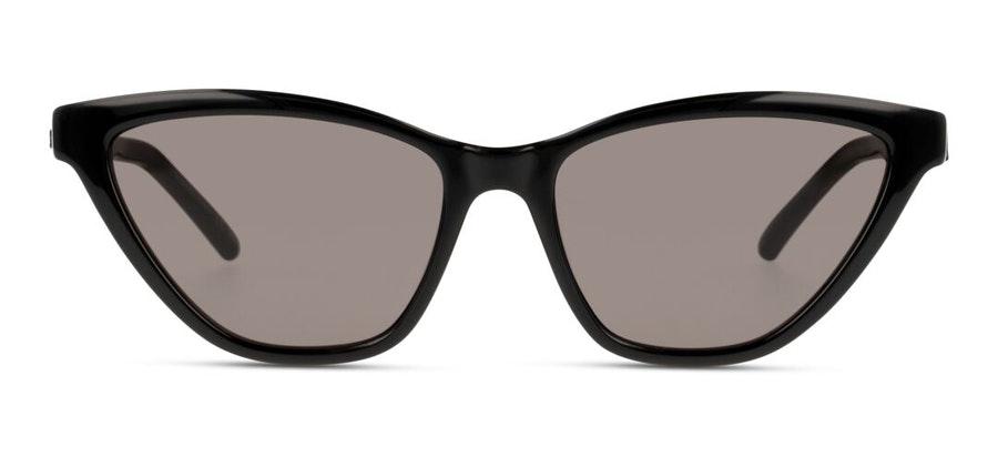 Saint Laurent SL 333 Women's Sunglasses Grey/Black