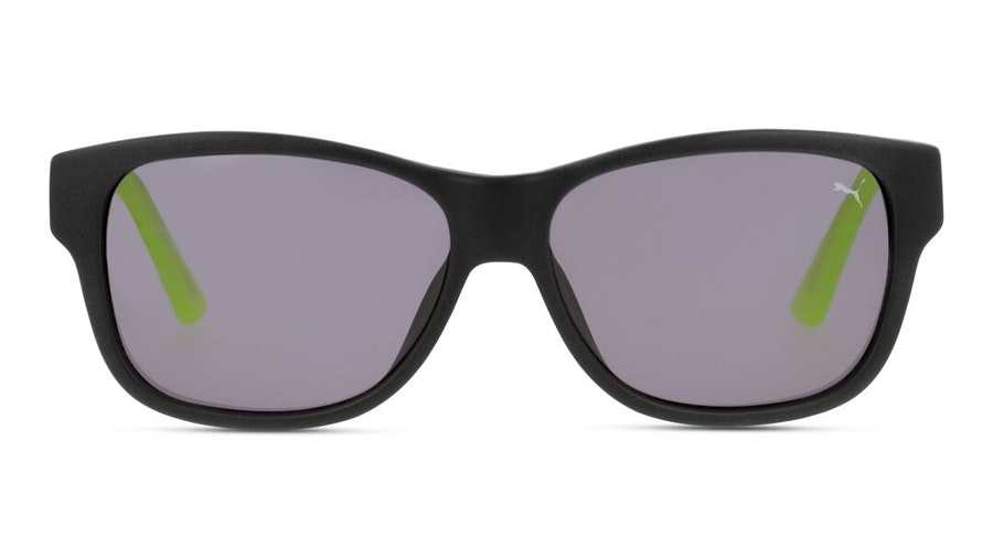 Puma Kids PJ 0004S Children's Sunglasses Grey/Black