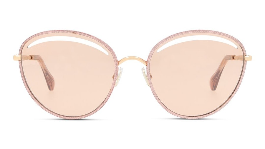 Jimmy Choo Malya Women's Sunglasses Pink / Pink