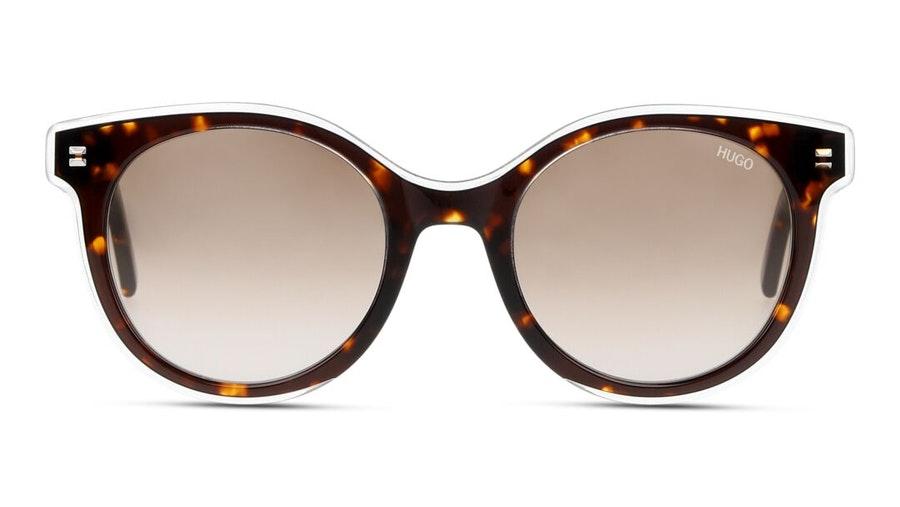 Hugo by Hugo Boss 1050/S Women's Sunglasses Brown/Havana