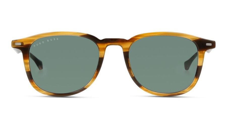 Hugo Boss 1094/S Men's Sunglasses Green/Tortoise Shell