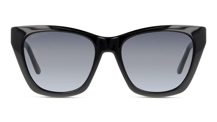 Jimmy Choo Rikki Women's Sunglasses Grey/Black