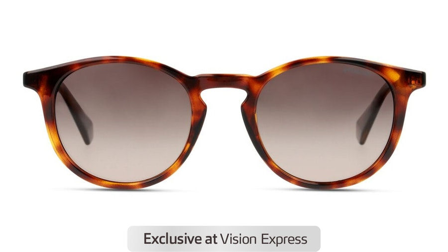 Polaroid PLD 6102/S Unisex Sunglasses Brown/Tortoise Shell