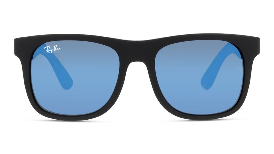 Ray-Ban Juniors RY 9069S Children's Sunglasses Blue/Black