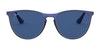 Ray-Ban Juniors RJ 9060S Children's Sunglasses Blue/Blue