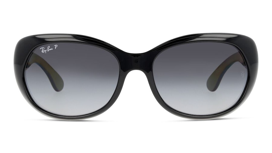 Ray-Ban RB 4325 Women's Sunglasses Grey/Black