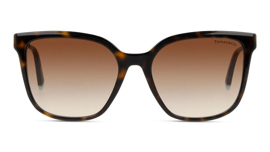 Tiffany & Co TF 4165 Women's Sunglasses Brown/Tortoise Shell