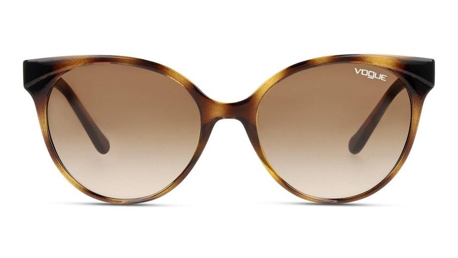 Vogue VO 5246S Women's Sunglasses Brown/Tortoise Shell