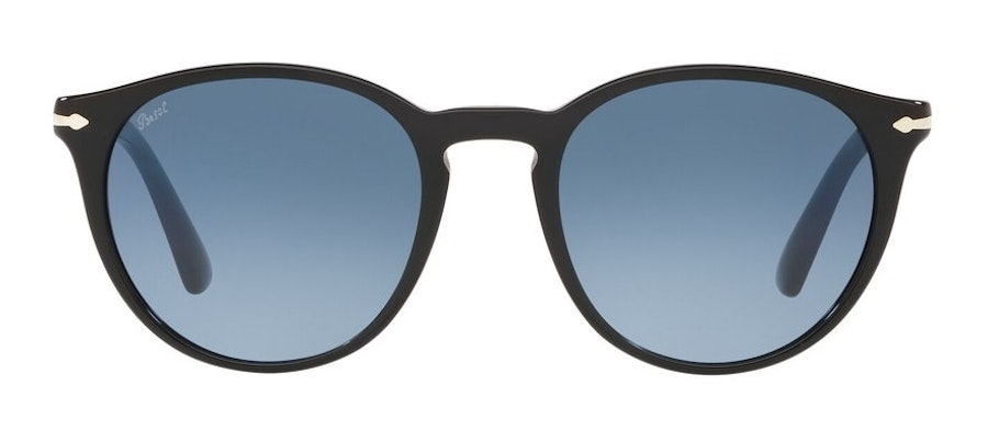 Persol PO 3152S Men's Sunglasses Blue/Black