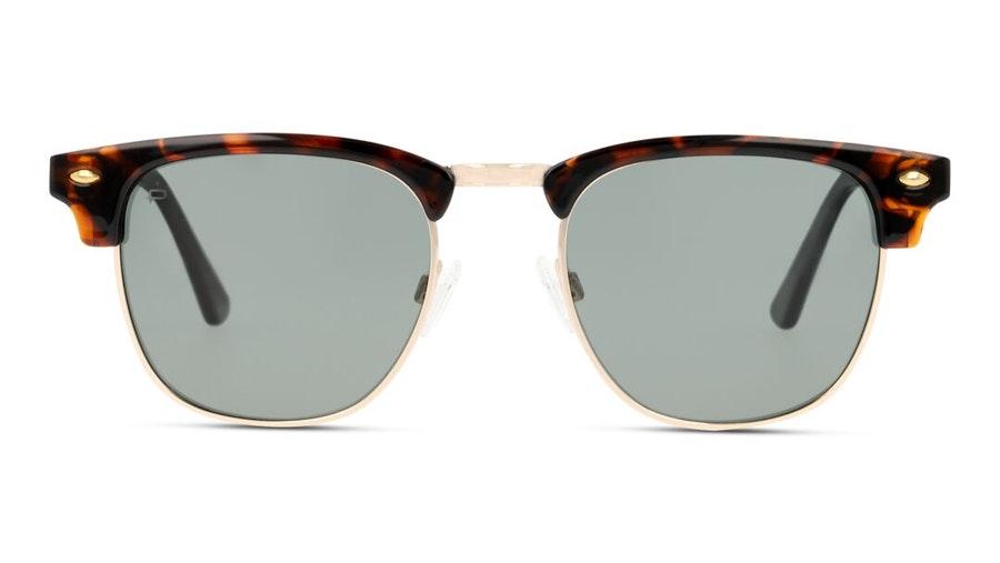 Prive Revaux Headliner Unisex Sunglasses Green/Gold