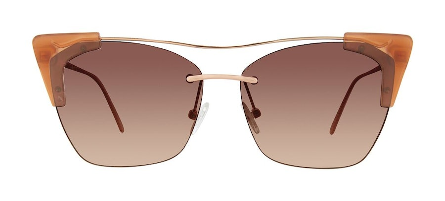 Prive Revaux Mads by Madelaine Petsch Women's Sunglasses Brown / Brown