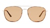 Prive Revaux Floridian Unisex Sunglasses Gold/Tortoise Shell