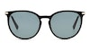 Longchamp LO 646S Women's Sunglasses Green/Black