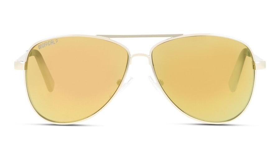Unofficial Kids UNSK0007P Children's Sunglasses Gold/Gold