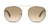 CK Jeans CKJ 20107SGV Men's Sunglasses Brown/Gold