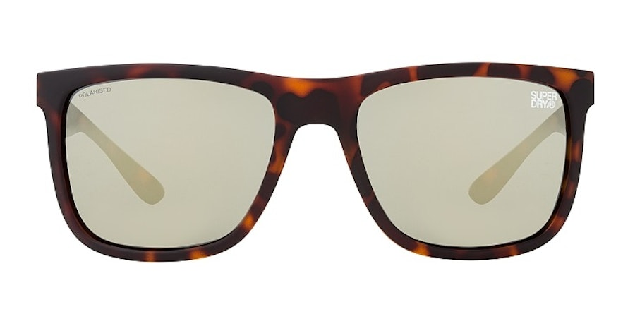 Superdry Runnerx 102P Women's Sunglasses Gold/Tortoise Shell