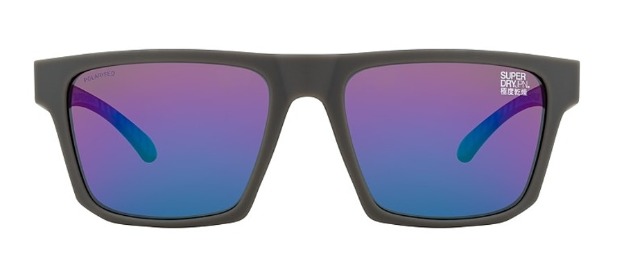 Superdry Urban SDS 108P Men's Sunglasses Blue/Grey