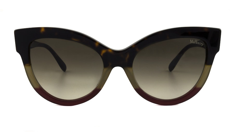 Mulberry SML032 Women's Sunglasses Brown/Tortoise Shell