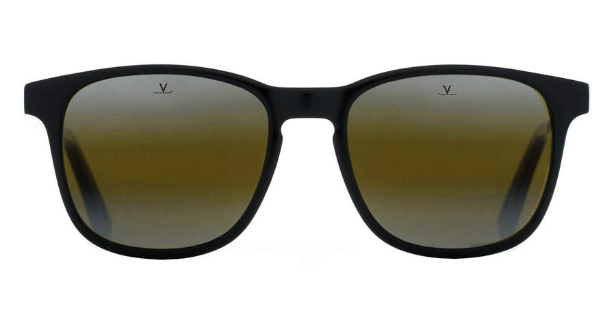 Vuarnet District VL1618 Men's Sunglasses Yellow/Black