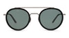 Vuarnet Edge VL1613 Men's Sunglasses Grey/Black